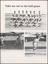 1983 Burleson High School Yearbook Page 144 & 145