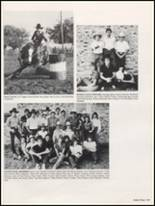 1983 Burleson High School Yearbook Page 148 & 149