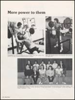 1983 Burleson High School Yearbook Page 152 & 153