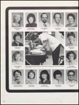 1983 Burleson High School Yearbook Page 164 & 165