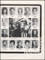 1983 Burleson High School Yearbook Page 166 & 167