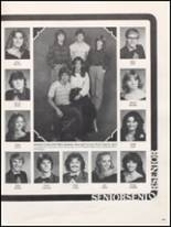 1983 Burleson High School Yearbook Page 172 & 173