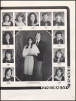 1983 Burleson High School Yearbook Page 176 & 177