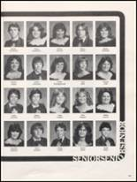1983 Burleson High School Yearbook Page 178 & 179