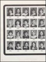 1983 Burleson High School Yearbook Page 180 & 181