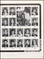 1983 Burleson High School Yearbook Page 184 & 185