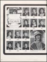 1983 Burleson High School Yearbook Page 186 & 187