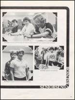 1983 Burleson High School Yearbook Page 190 & 191