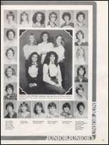 1983 Burleson High School Yearbook Page 194 & 195