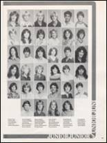1983 Burleson High School Yearbook Page 200 & 201