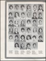 1983 Burleson High School Yearbook Page 202 & 203