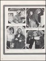 1983 Burleson High School Yearbook Page 204 & 205