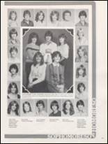 1983 Burleson High School Yearbook Page 206 & 207
