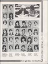 1983 Burleson High School Yearbook Page 216 & 217