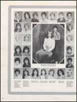 1983 Burleson High School Yearbook Page 222 & 223