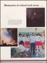 1983 Burleson High School Yearbook Page 238 & 239