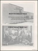 1983 Burleson High School Yearbook Page 254 & 255