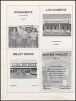 1983 Burleson High School Yearbook Page 258 & 259