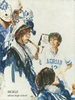 1981 Yearbook Adrian High School