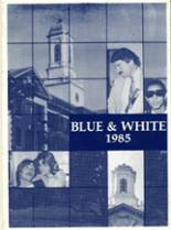 1985 Yearbook Hope High School