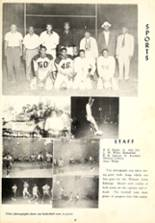 1955 James High School Yearbook Page 48 & 49