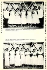 1955 James High School Yearbook Page 54 & 55
