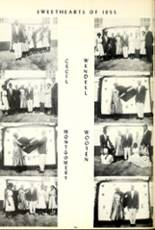 1955 James High School Yearbook Page 64 & 65