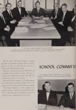 1962 Milford High School Yearbook Page 14 & 15