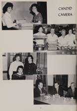1962 Milford High School Yearbook Page 22 & 23