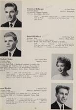 1962 Milford High School Yearbook Page 26 & 27