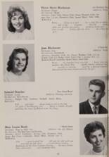 1962 Milford High School Yearbook Page 28 & 29
