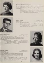 1962 Milford High School Yearbook Page 30 & 31