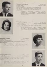 1962 Milford High School Yearbook Page 32 & 33