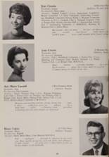 1962 Milford High School Yearbook Page 34 & 35