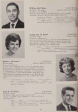 1962 Milford High School Yearbook Page 36 & 37