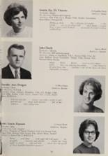 1962 Milford High School Yearbook Page 38 & 39
