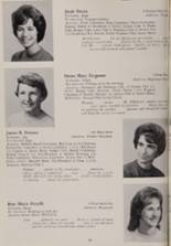 1962 Milford High School Yearbook Page 40 & 41