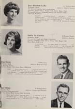 1962 Milford High School Yearbook Page 42 & 43
