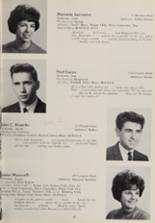 1962 Milford High School Yearbook Page 46 & 47
