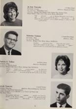 1962 Milford High School Yearbook Page 56 & 57