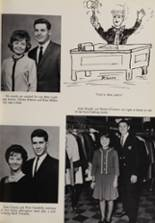 1962 Milford High School Yearbook Page 66 & 67