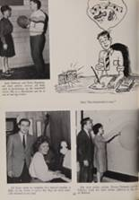 1962 Milford High School Yearbook Page 68 & 69