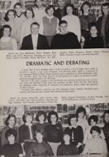 1962 Milford High School Yearbook Page 84 & 85