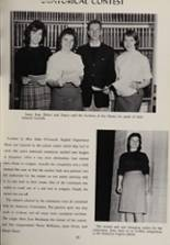 1962 Milford High School Yearbook Page 88 & 89