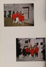 1962 Milford High School Yearbook Page 100 & 101