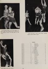 1962 Milford High School Yearbook Page 104 & 105