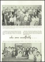1952 Washington High School Yearbook Page 18 & 19