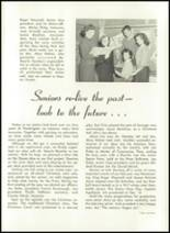 1952 Washington High School Yearbook Page 24 & 25