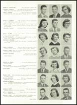 1952 Washington High School Yearbook Page 26 & 27