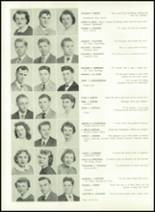 1952 Washington High School Yearbook Page 30 & 31
